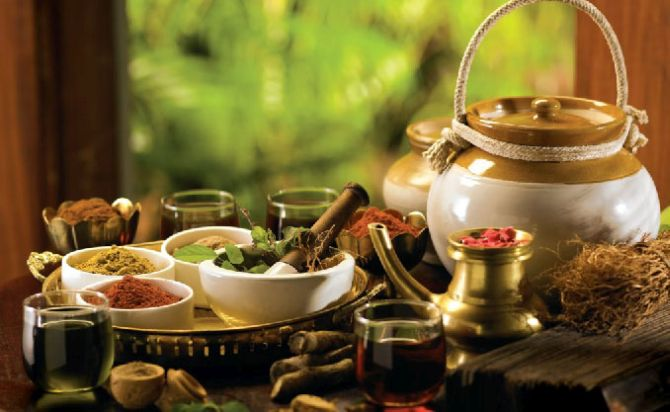 Ayurvedic Cosmetics - The New Growth Frontier for the Beauty Business